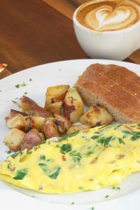 Caffe Galleria_omelette