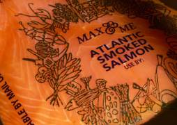 Max & Me salmon, credit Max Hansen Smoke Salmon
