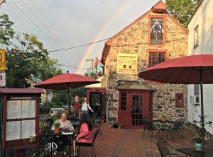 Rainbow at Hearth