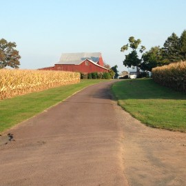 Fall at Center Farm