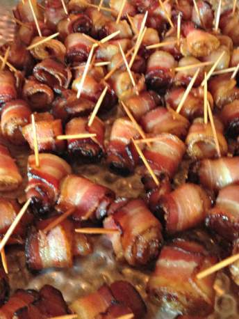 bacon bites from Blooming Glen
