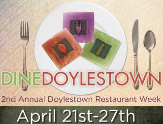 Dine Doylestown 2014