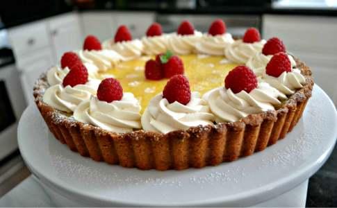 lemon tart with berries_kelly madey