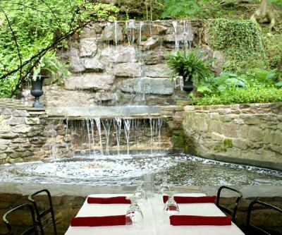 Stockton Inn patio