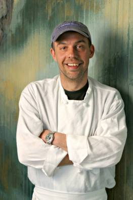 Chef Mark Miller_Hamilton's Grill Room