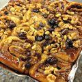 cinnamon buns_raisin and nuts