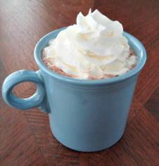 Hot chocolate_Pat's Colonial Kitchen