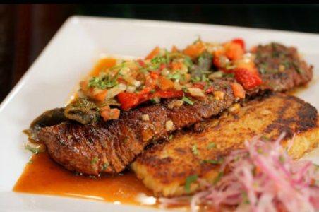 Skirt Steak Tacu Tacu