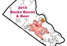 2015 Bucks Bacon & Beer logo