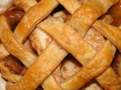 Lattice Style Apple Pie