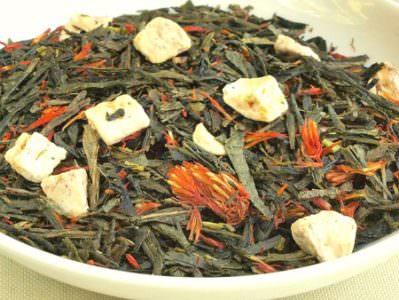 tea blending edit