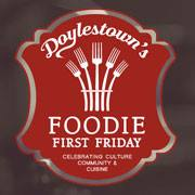 Foodie First Friday
