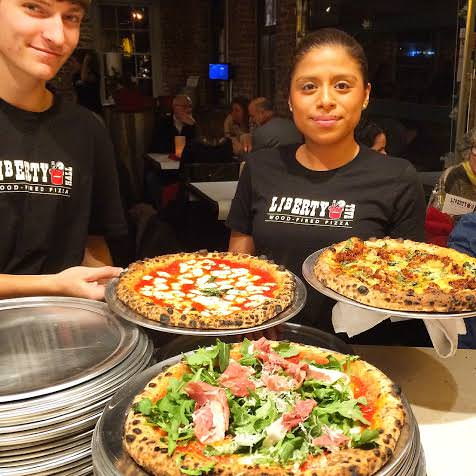 Liberty Hall Pizza