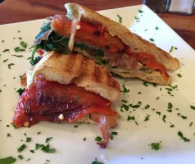 Sandwich, Karlton Cafe