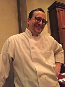Chef Anthony Pasceri