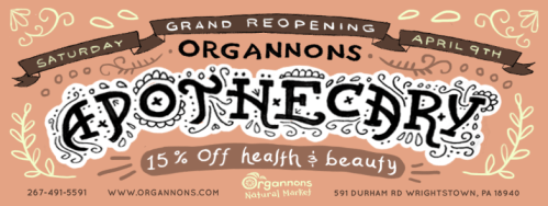 Organnons Apothecary