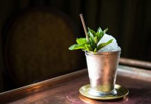 Mint Julep, FoodFromTheEarth