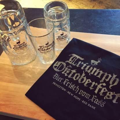 Oktoberfest, Triumph Brewery
