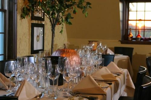 Harvest Winemakers' Dinner