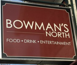 Bowman's North; photo Lynne Goldman