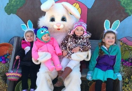 Bunny Brunch at DelVal ; Bucks County Food Events