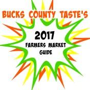 Bucks County Taste's 2017 Farmers Market Guide