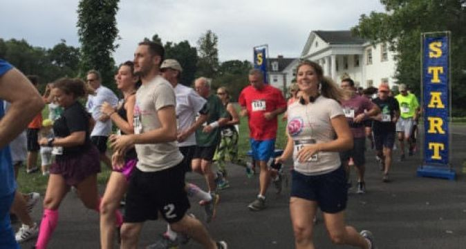 3rd Annual Bucks Foodshed 5K & 1-mile Fun Run