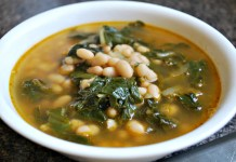 Tuscan White Bean and Swiss Chard Soup_photo credit Martine Bertin-Peterson