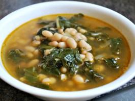Tuscan White Bean and Swiss Chard Soup_photo credit Martine Bertin-Peterson