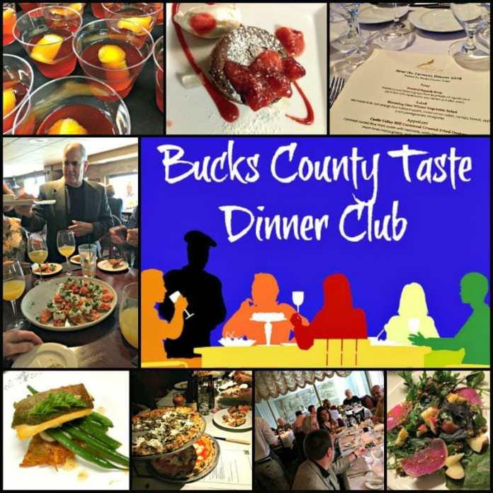 Bucks County Taste Dinner Club Valentine's Day gift