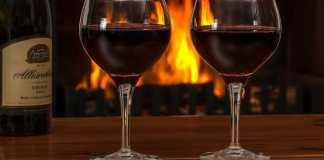 Wine by fire