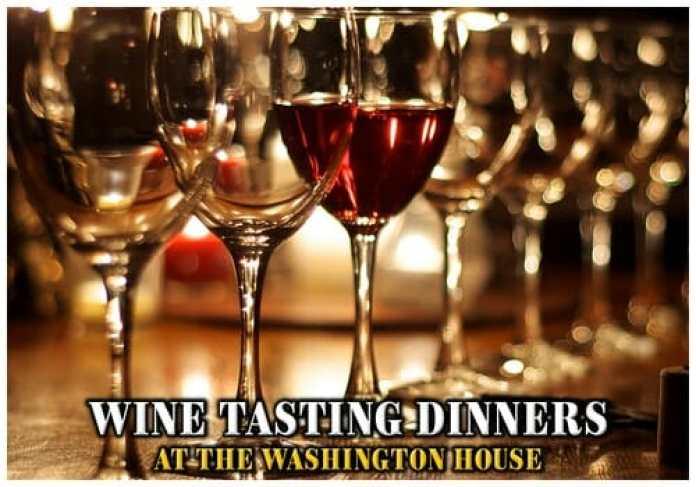 Wine at Washington House
