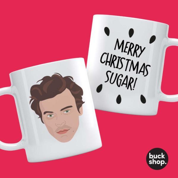 Harry Styles inspired Personalised Mug