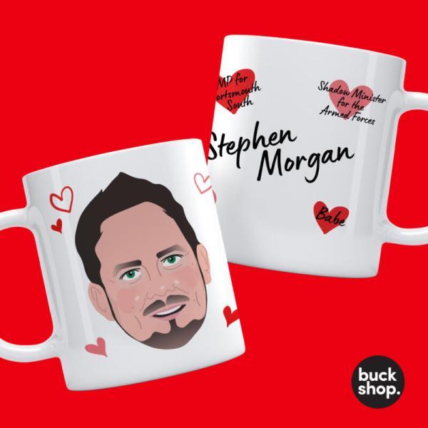 Stephen Morgan MP inspired Mug