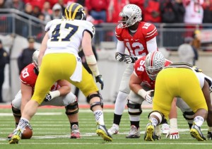 Buckeyes creating a 'survival mentality'