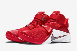 The Ohio State Buckeyes Get Their Own Nike LeBron Soldier 9