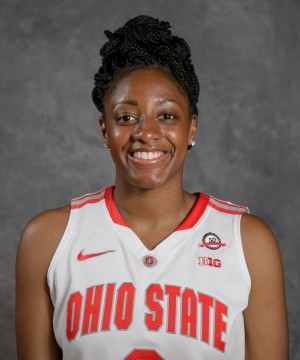Ohio State guard Kelsey Mitchell discusses the upcoming season for the Buckeyes