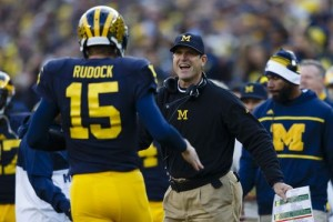 UM news conference recap: Rudock, OSU talk, personnel