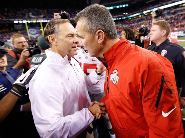 From Jim Harbaugh to Nick Saban: Ranking Urban Meyer's biggest recruiting rivals at Ohio State