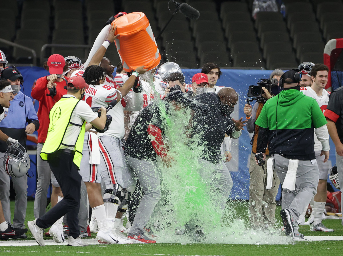 View Championship 2021 Ohio State Vs Alabama 2021 Pictures