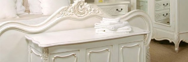 Hand-Carved French Furniture