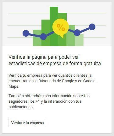 Verifica empresa Google Maps