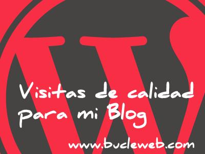 visitas de calidad para tu blog