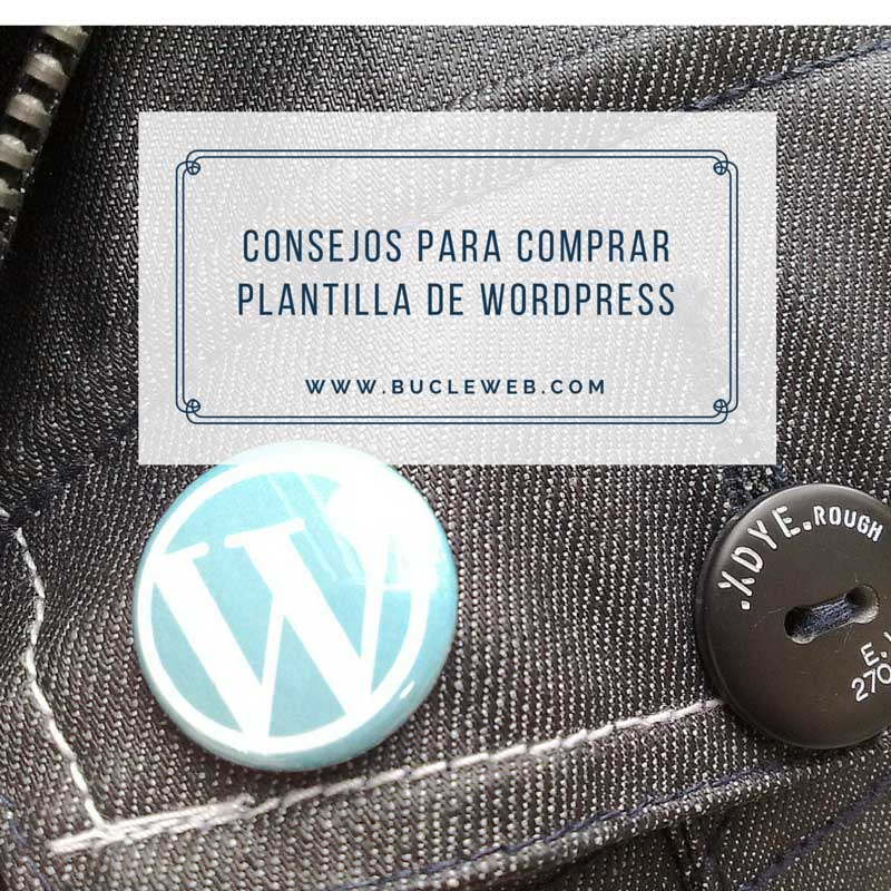 comprar plantilla de wordpress