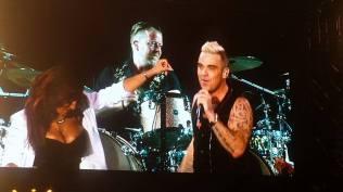 Robbie Williams live concert Bucuresti 2015 12
