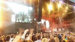 Robbie Williams live concert Bucuresti 2015 15