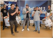05. What's UP la Bucuresti FM 25.05.2017 - Foto. Alexandru Dolea
