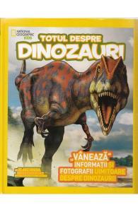 carti cu dinozauri-Totul despre dinozauri