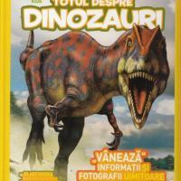 Din pasiune pentru dinozauri…