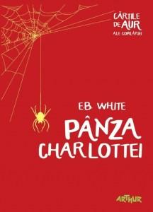 cărți clasice pentru copii-Pânza Charlottei